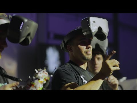 DJI - Clash of the Drones   Las Vegas 2018