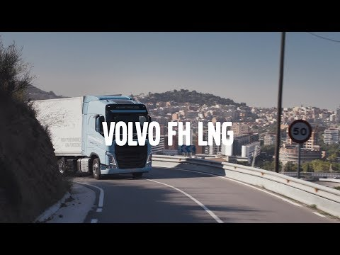 Volvo Trucks - Same performance ? lower emissions. Introducing our new gas-powered trucks