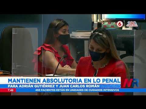 Tribunal acoge recurso de apelación contra exfederativos Adrián Gutiérrez y Juan Carlos Román