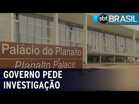 Governo pede investigação contra Luis Miranda por denunciação caluniosa | SBT Brasil (20/07/21)