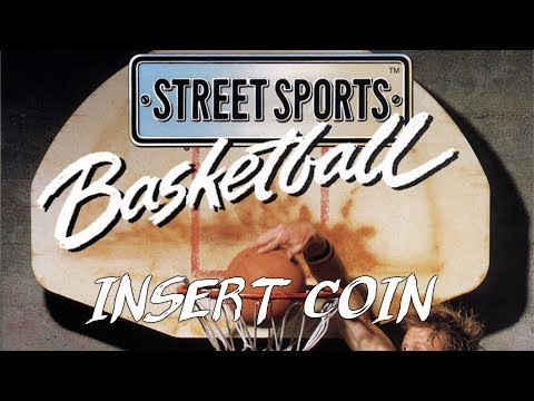 Streets Sports: Basketball (1987) - Commodore Amiga - Intermediate level