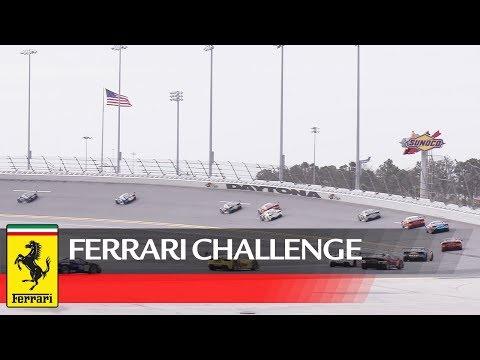 Ferrari Challenge 2018 ? Daytona 2018: Recap