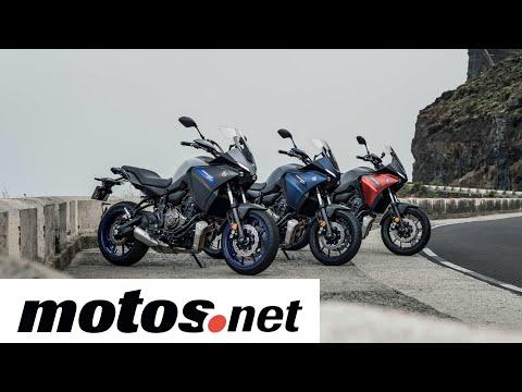Yamaha Tracer 700 | Presentación / Primera prueba / Test / Preview en español