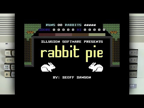 Rabbit Pie on the Commodore 64