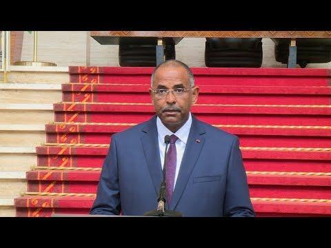Déclaration du Secrétaire Général de la Présidence de la République de Côte d'Ivoire