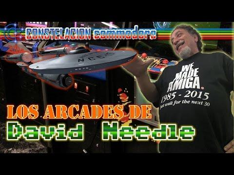 Los Arcades de David Needle | El Scanner #0011
