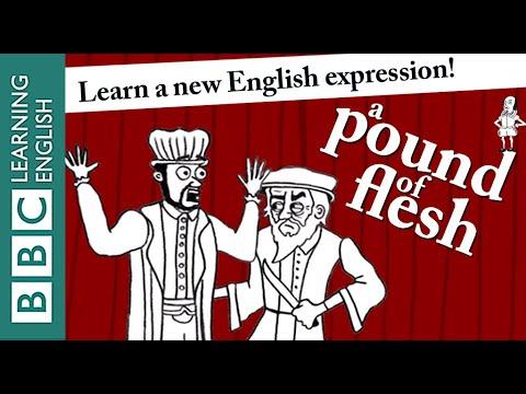 A pound of flesh - Shakespeare Speaks