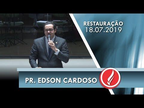 Pr. Edson Cardoso   Meia-noite! A decisão é minha e qual será?   Atos 16.25   18 07 2019
