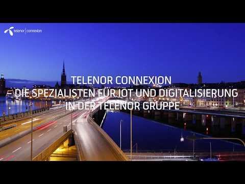 DIE SPEZIALISTEN FÜR IOT UND DIGITALISIERUNG IN DER TELENOR GRUPPE: TELENOR CONNEXION