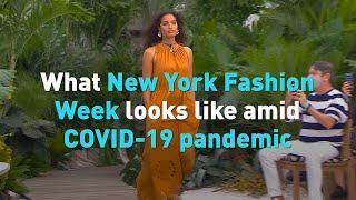 What New York Fashion Week looks like amid the COVID-19 pandemic