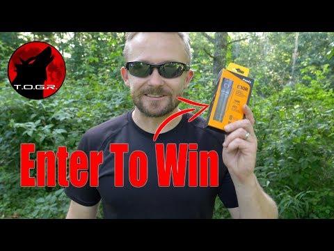 Giveaway - Fenix E30R Flashlight - Enter Now