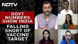 Centre Cites Multiple Vaccine Production Figures - NDTV