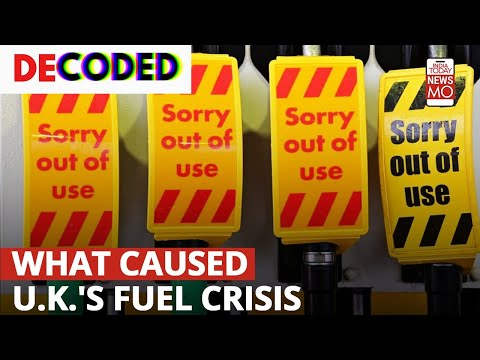 U.K.'s Fuel Crisis Decoded | NewsMo | India Today