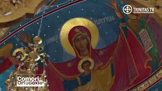 Comori ale Ortodoxiei. Lacasuri ortodoxe din judetul Harghita (10 12 2017)