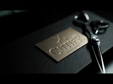 Kugellager-Friseurschere Pixie 5 75'' von CUTIER/Herzinger Schneide-Partner