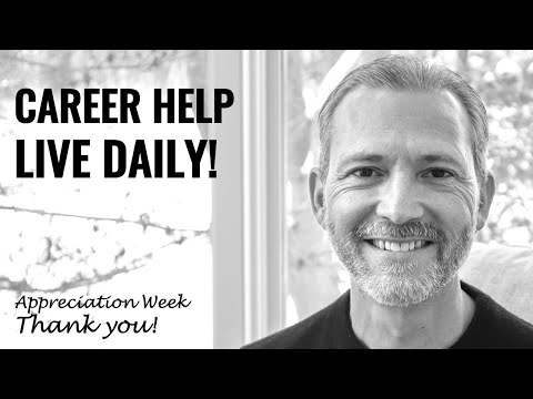 Live Career Advice Daily: Appreciation Week with Andrew LaCivita photo