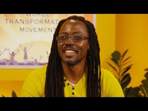 Franklin Mukakanga, advertising director and radio host in Zambia