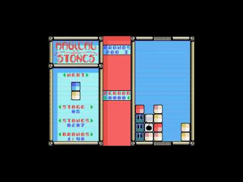 Magical Stones (Kronos Pro I - Completed!) (MSX) (Dioniso, 2005)