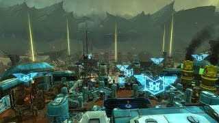 WildStar - Warplots Dev Speak