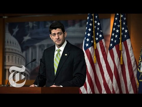 Paul Ryan Speaks About The Canceled Health Care Vote (Full Speech) | The New York Times
