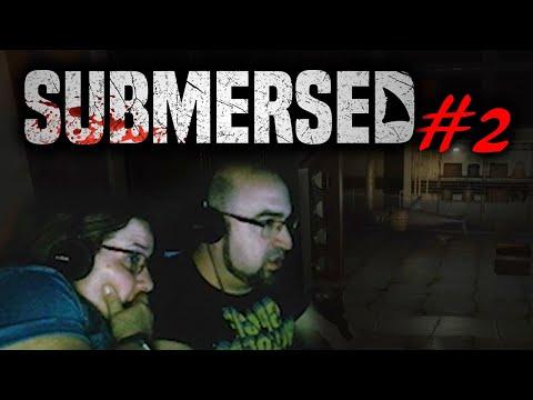 Submersed (Español) (PS4) - Parte 2 - Tiburones en el Complejo