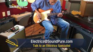 Grosh ElectraJet Metallic Copper Electric #EJ55 Quick 'n' Dirty