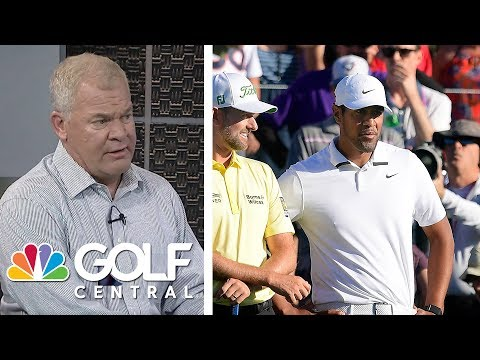 Does Tony Finau have a problem after loss at Waste Management? | Golf Central | Golf Channel