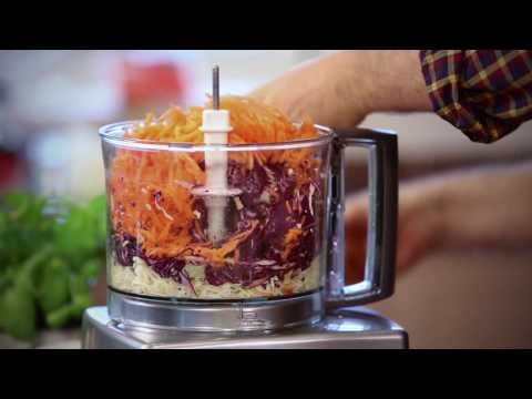 Thai Ginger Coleslaw