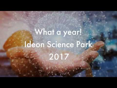 Summary of 2017 at Ideon Science Park