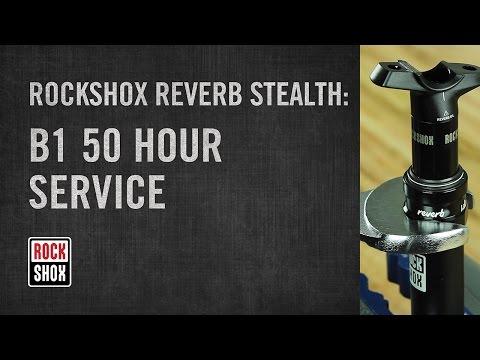 RockShox Reverb Stealth B1 Model 50 Hour Service
