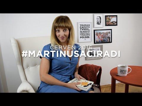 #martinusaciradi - Červen 2016