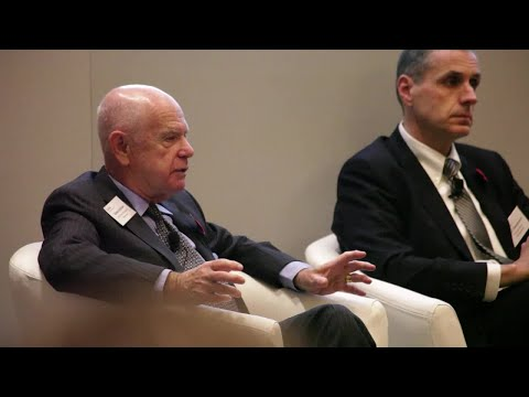 'New Drivers of Change in Credit Markets' - London Panel Discussion