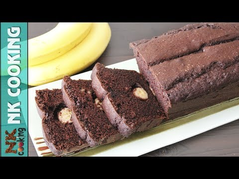 Шоколадный Банановый Хлеб ? Banana Bread ? Рецепты NK cooking