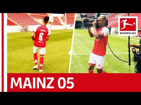 Abdou Diallo - Mainz's new signing takes over the camera behind the scenes