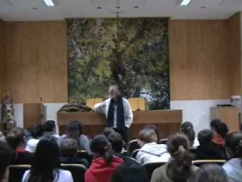 Gonzalo Moure idazlea DBHko ikasleakaz 2006/02/03: 4. zatia