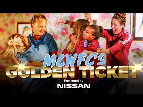 STRIKE! GOLDEN TICKET EXPERIENCE! | MCWFC