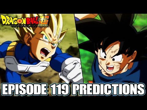 Dragon Ball Super Episode 119 Predictions! Unavoidable?! The Fierce Stealth