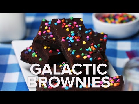 Galactic Brownies ? Tasty Recipes