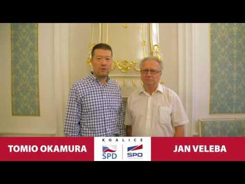 Tomio Okamura: Českou televizi řídí úzká skupina vládních politiků