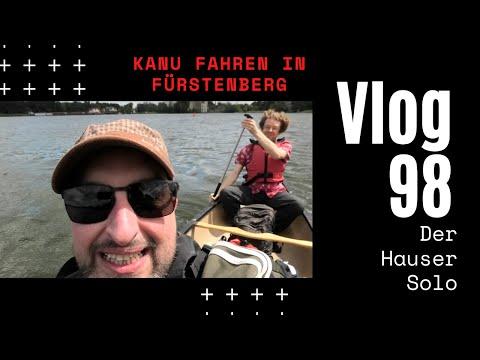Kanufahren  | Challenge - unter 1000 Abonnenten | Outdoor kochen & Nominierungen  | Daily Vlog 98