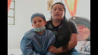 Todos a ayudar al pequeño Juan Sebastián: necesita ir a Estados Unidos por una cirugía