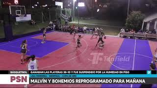 Copa de Bronce - Informe - Liga Femenina de Basquetbol 2020