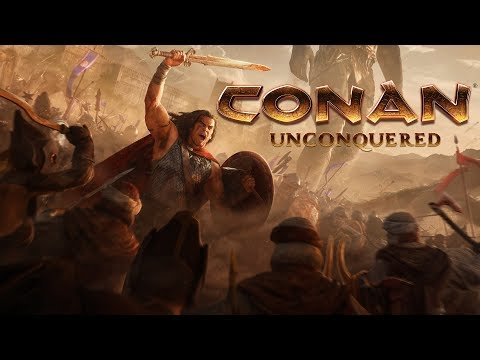 Conan Unconquered - Cinematic Announcement Trailer