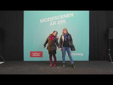 Modescenen är din - Sveriges största modevisning