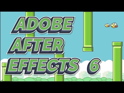 After Effects 2021 Tutorial 6