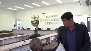 9° SESSÃO ORDINÁRIA REALIZADA NO DIA 16/04/2019