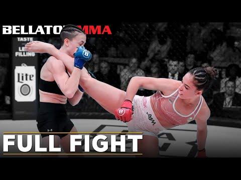 Full Fight | Valerie Loureda vs. Colby Fletcher | Bellator 216