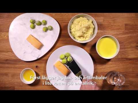Laga mat med timbalkonsistens