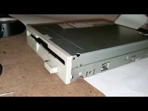 Prueba tras el montaje de una controladora externa para Commodore Amiga con kick 3.1.