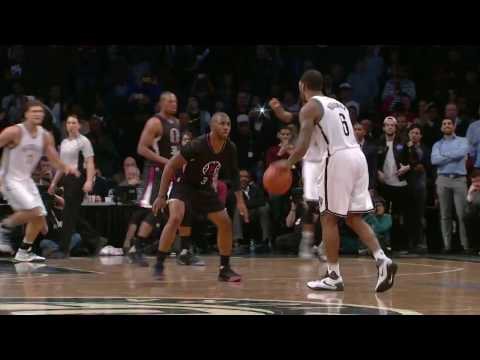 Sean Kilpatrick Sinks Clutch 3-pt Play in Double Overtime l 11.29.16